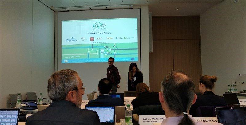 Frinsa en el proyecto Europeo CoPro