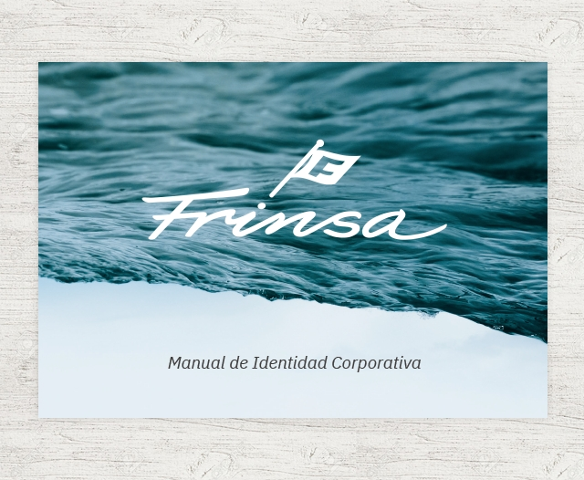 Manual de Identidad Corporativa Frinsa